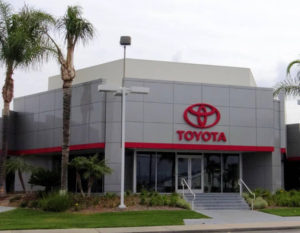 Toyota In Riverside California